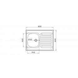 P. INTERNATIONAL (80X60) 1B 1D