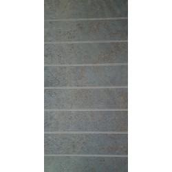 Πλακάκι δαπέδου και τοίχου Blue Polar  25,2x50,4
