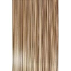 Πλακάκι δαπέδου ρίγες καφέ  33x50