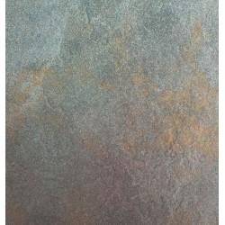 Πλακάκι δαπέδου  μπλε με σκουργιά 40,5x40,5