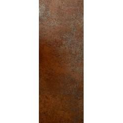 Πλακάκι δαπέδου καφέ με σκουργιά 58x20