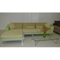 Γωνιακός καναπές λαχανί