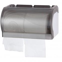 Διπλή θήκη ρολού τουαλέτας TORE-DUPLEX