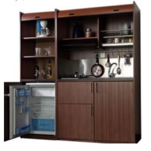 Πολυκουζινάκι KS-125 Προσθήκη 65 Μικρό ψυγείο και φουρνάκι Κατόπιν Παραγγελίας