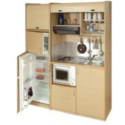Πολυκουζινάκι  KS-125 Προσθήκη 65 Μεγάλο ψυγείο και φουρνάκι Κατόπιν Παραγγελίας