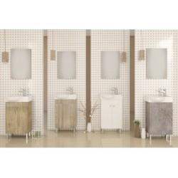 Έπιπλα μπάνιου Litos 45 PL Wood/ Brown/SG White/Granite Νέα Παραλαβή!