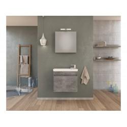 Έπιπλα μπάνιου Luxus 60 Granite  Νέα Παραλαβή!