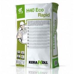Κόλλα πλακιδίων  H40 Eco Rapid 25kg