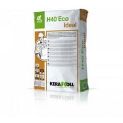 Κόλλα πλακιδίων H40 Eco Ideal 25kg