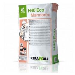 Κόλλα πλακιδίων  H40 Marmorex 25kg