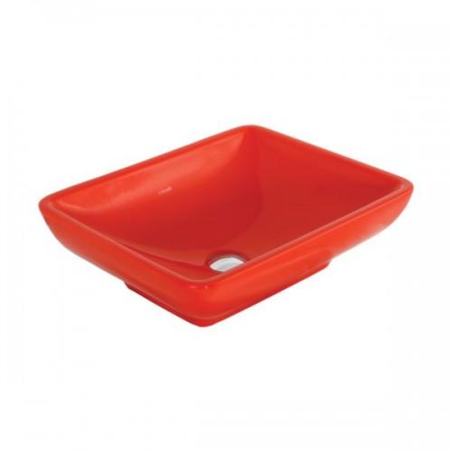 Τ. Νιπτήρας σε κόκκινο χρώμα (TP140)