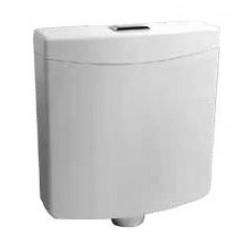 Πλαστικό καζανάκι λευκό