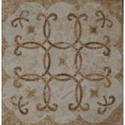 Πλακάκια Crosscut dec ivory