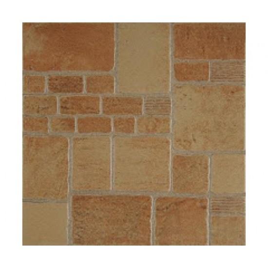 Riverstone brown 33x33