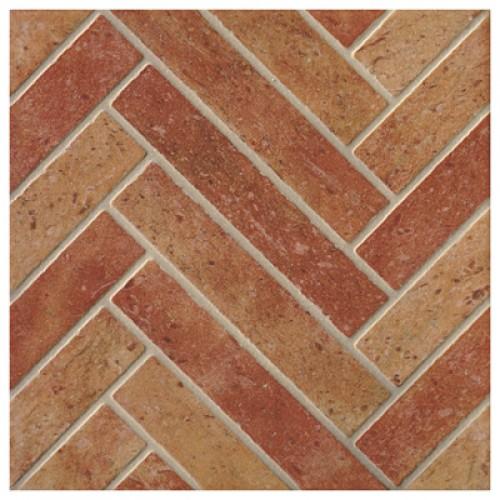 Πλακάκια εξωτερικού χώρου Sestino Senese Cotto 34x34