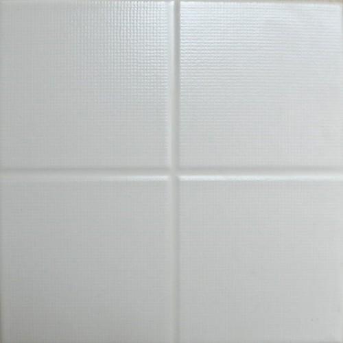 Πλακάκια κουζίνας Steel white 20x20