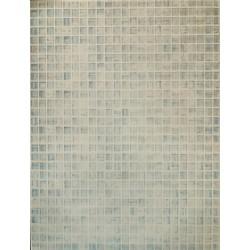 Πλακάκι μπάνιου και κουζίνας γαλάζιο  33,5x25,5