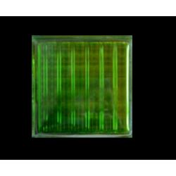 Υαλότουβλο Πράσινο 25x25